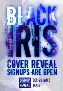 Black Iris cover reveal
